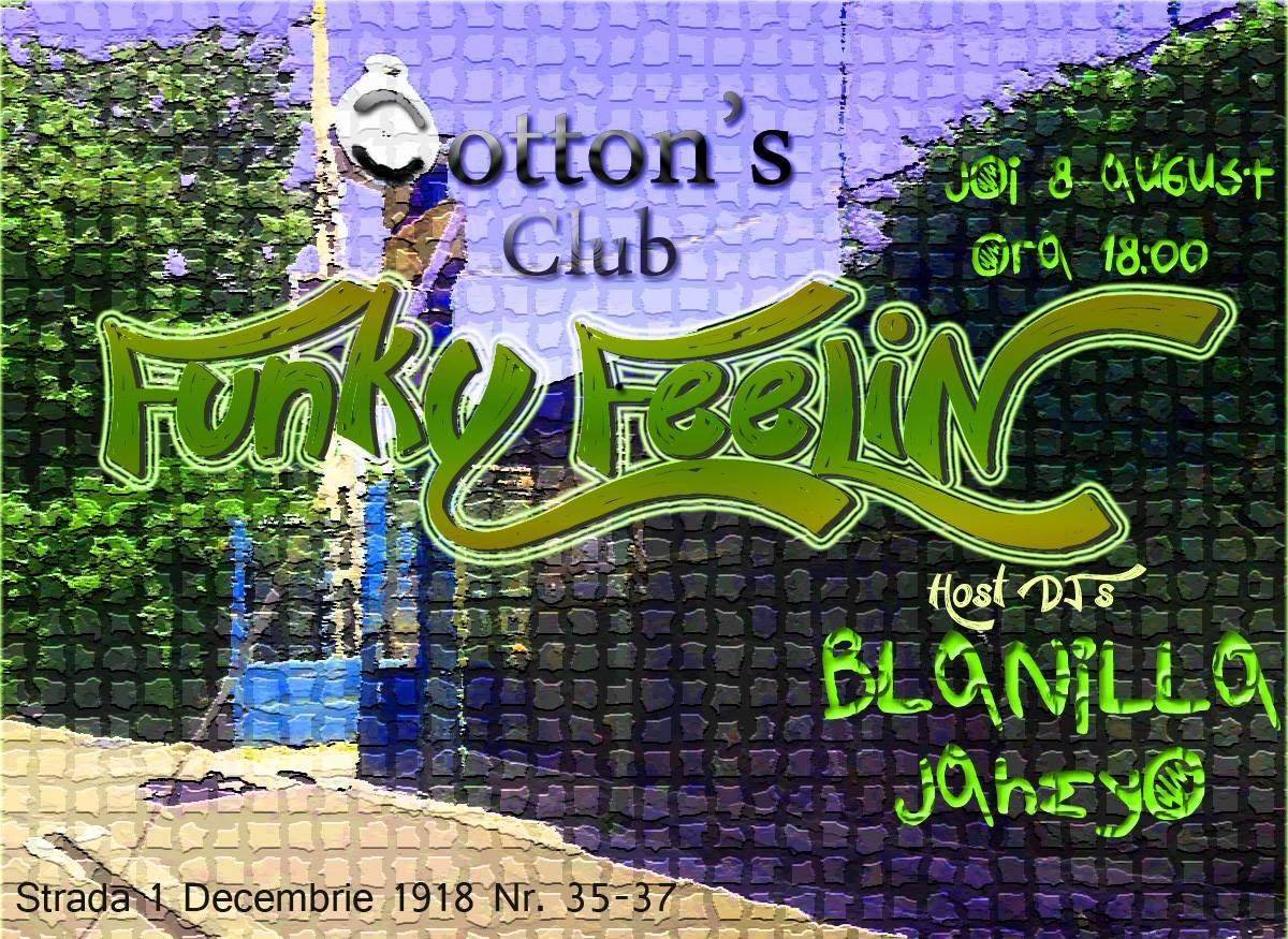 Funky Feelin' @ Cotton Club