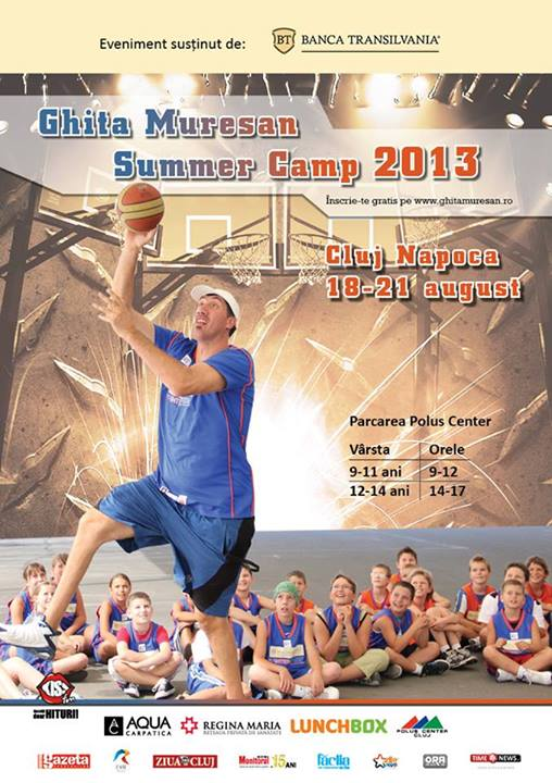 ghita muresan summer camp 2013