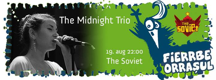 the midnight trio @ soviet pub