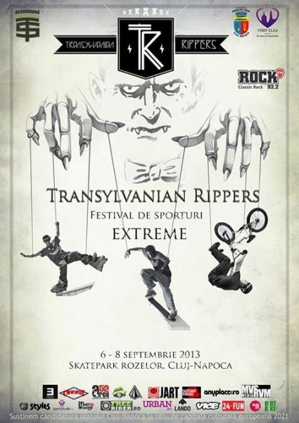 transylvania rippers 2013
