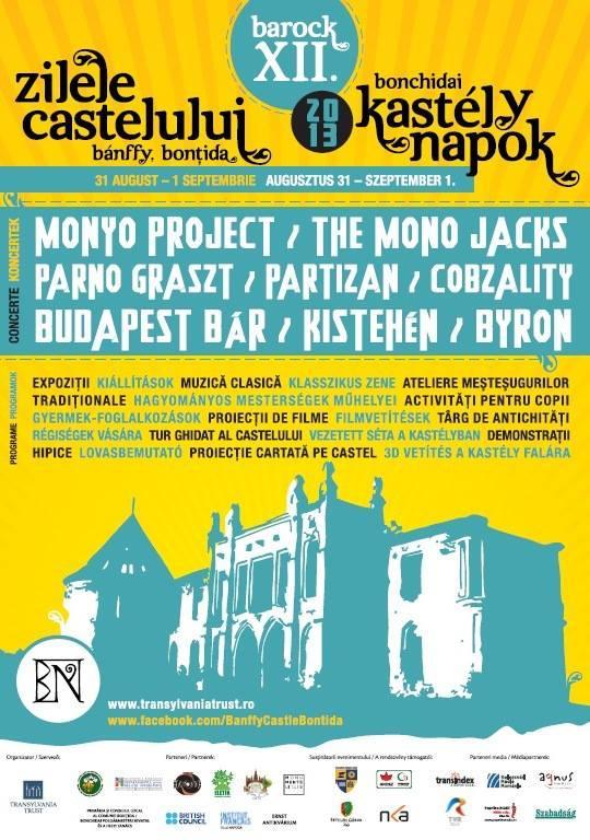 zilele castelului banffy 2013