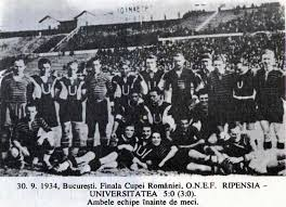 Ripensia Timisoara vs U Cluj