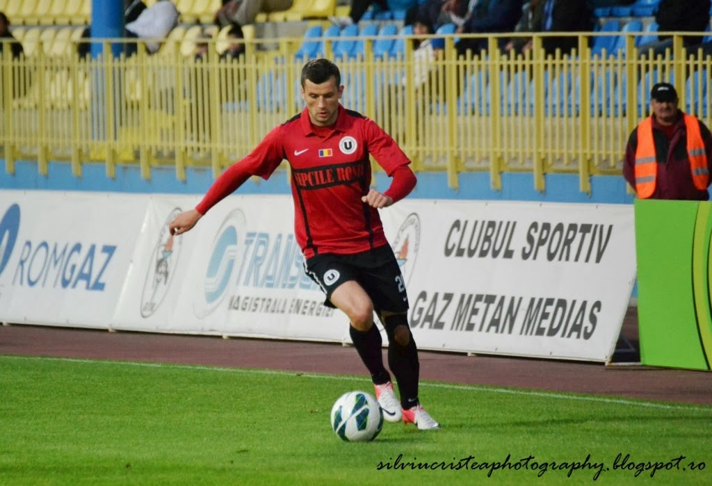 Adrian Borza - U Cluj