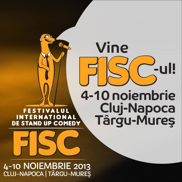 FISC 2013 stand up comedy