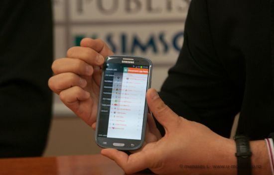 aplicatie U Mobitelco Cluj