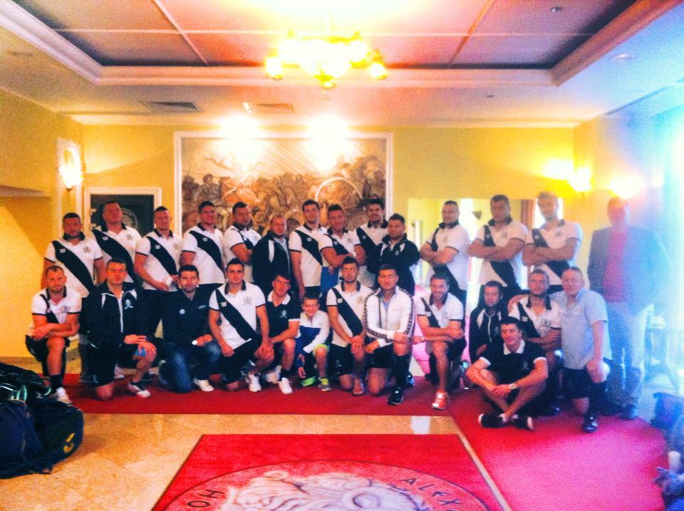 echipa de rugby U Cluj