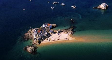 Insula pe care zac 600 de miliarde de euro