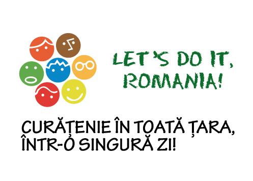 """Au inceput inscrierile pentru Ziua Curateniei Nationale – 28 septembrie – """"Let's do it, Romania!"""""""