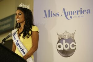 Premiera in SUA. Miss America este originara din India
