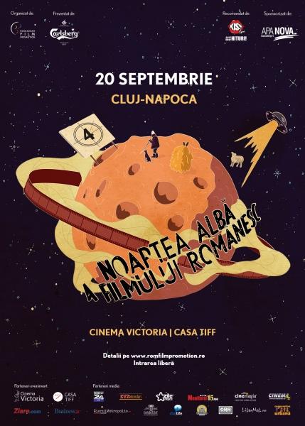 noaptea alba a filmului romanesc 2013