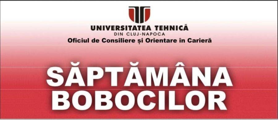 saptamana bobocilor la UTCN Cluj