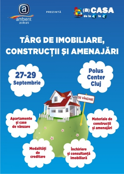 targ imobiliar polus center 2013