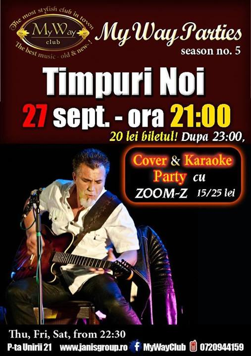 timpuri noi in my way vin27sept