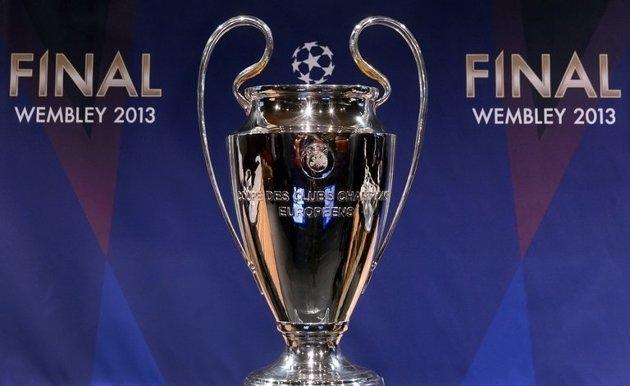 trofeul champions league