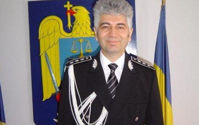 Chestorul Tudor Grindean, noul șef al IPJ Cluj