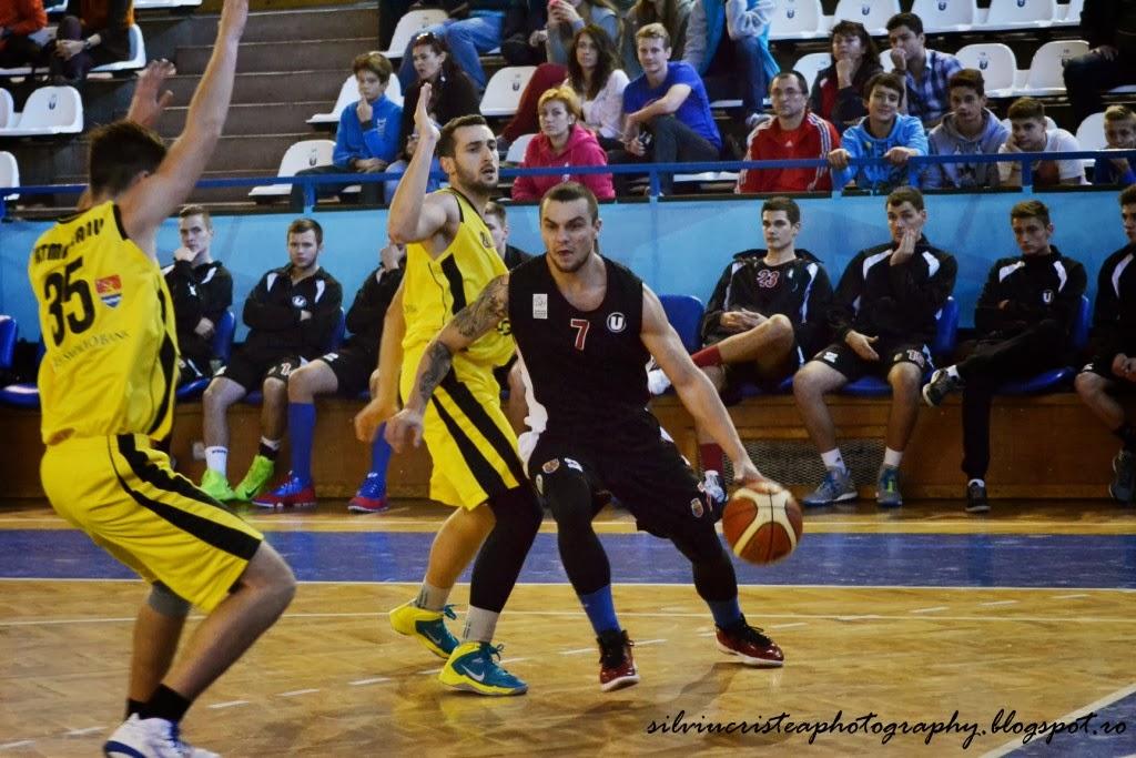 CS U Cluj baschet masculin