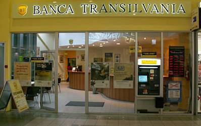 Banca Transilvania ar putea cumpara Volksbank Romania