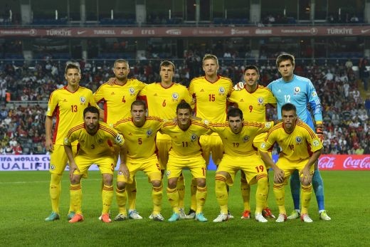 Meciul de baraj dintre Grecia şi România va fi transmis de România TV
