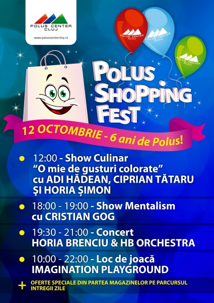 polus shopping fest 2013