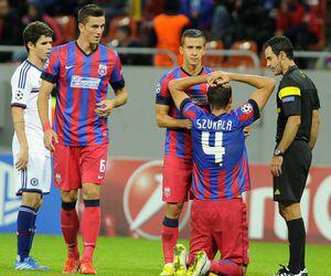 Steaua, învinsă categoric de Chelsea Londra