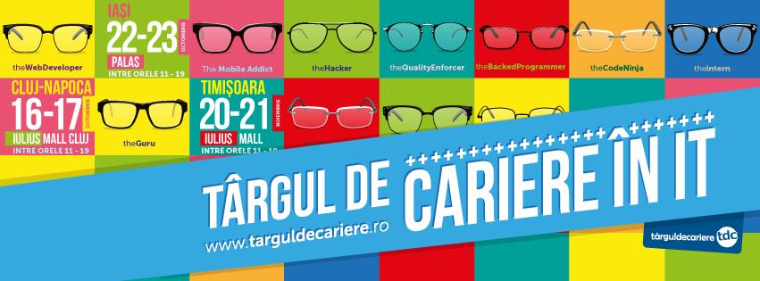 Targul de Cariere in IT @ Iulius Mall Cluj