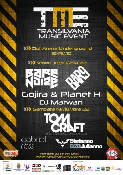 transilvania music event 2013