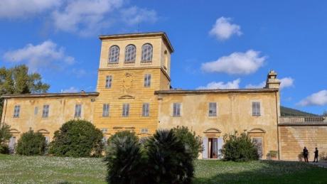 Villa di Colonnata florenta