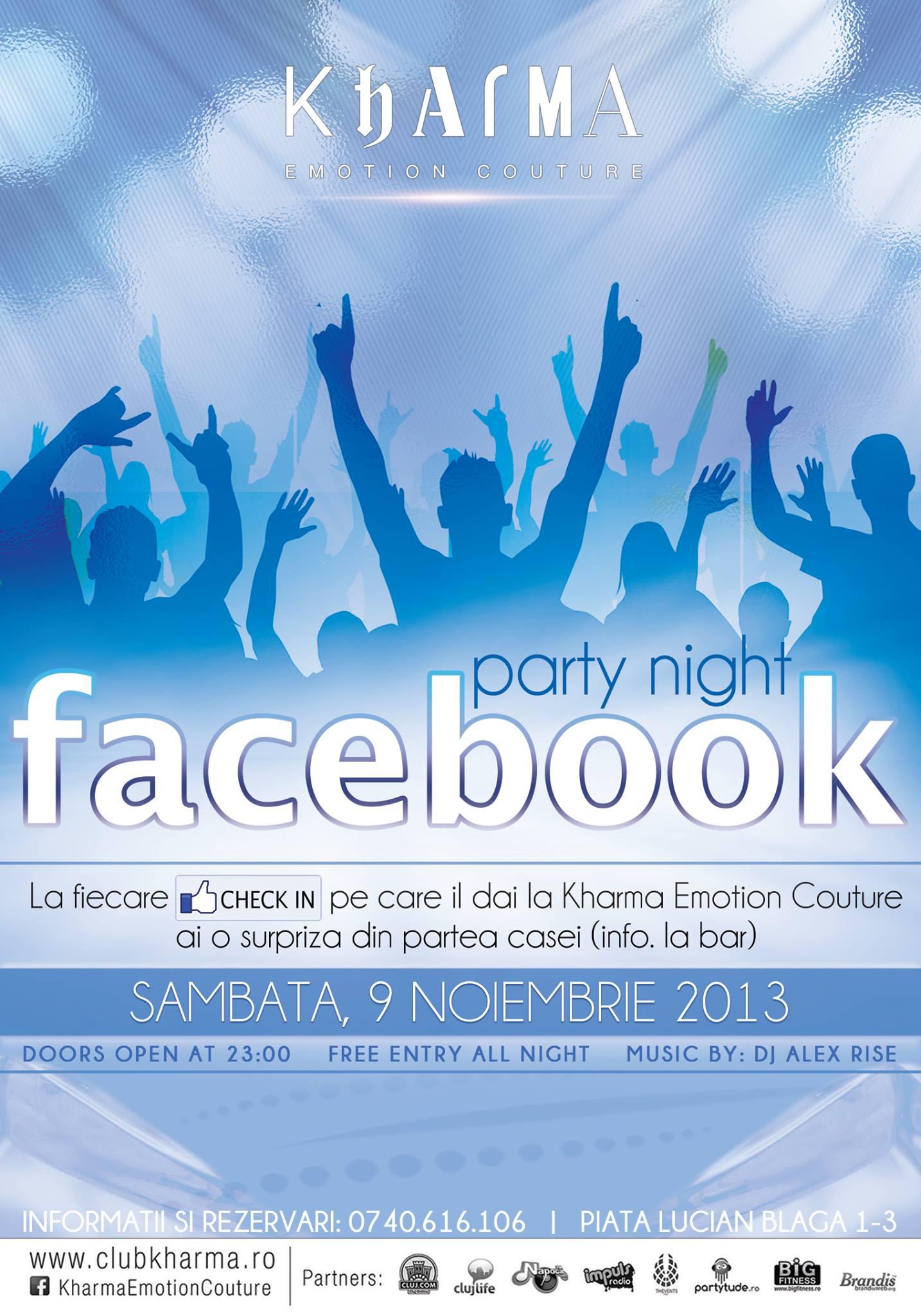 facebook party kharma