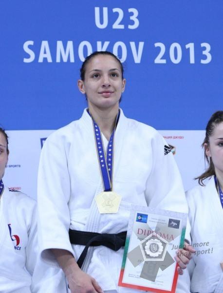 Sportiva Loredana Ohâi, campioană europeană la judo