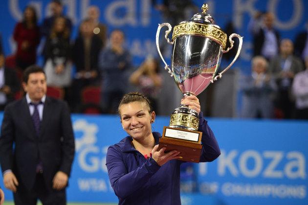 Simona Halep rămâne pe locul 10 în clasamentul WTA