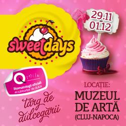 sweet days banner