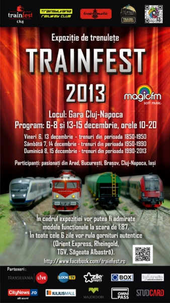 trainfest 2013
