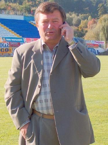 Un fost jucător şi oficial al CFR Cluj a murit în urma unui infarct la volan