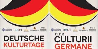 zilele culturii germane UBB