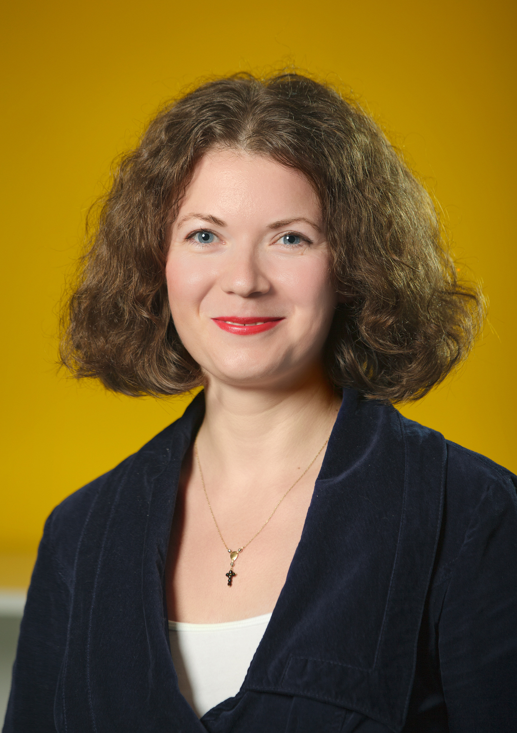 Mihaela Matei, Supervising Marketing Associate, EY Romania