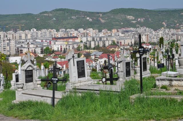 Un nou cimitir amenajat pe o suprafata de 13 hectare în Cluj-Napoca