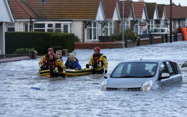 inundatie anglia