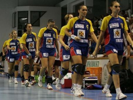 nationala romaniei de handbal feminin