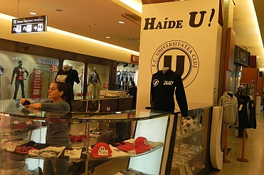 stand iulius mall U Cluj
