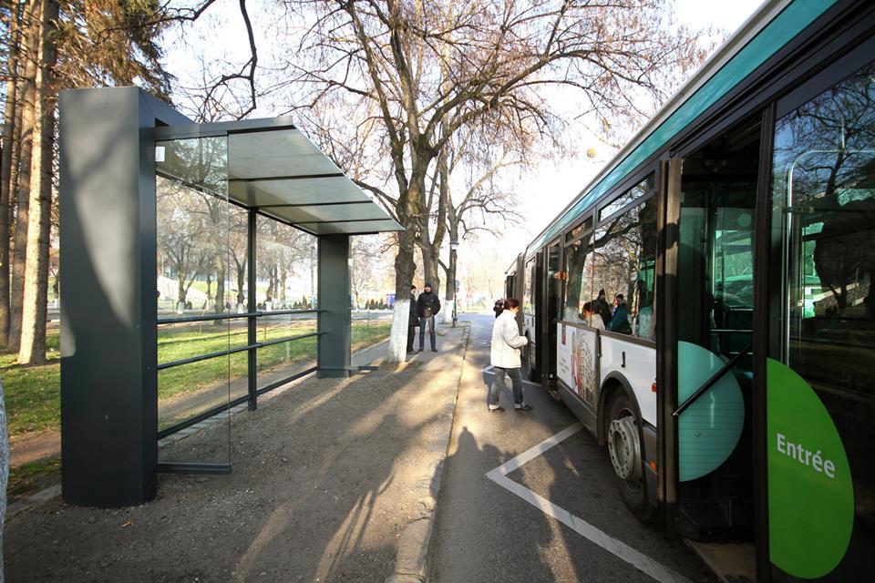 statie de autobuz