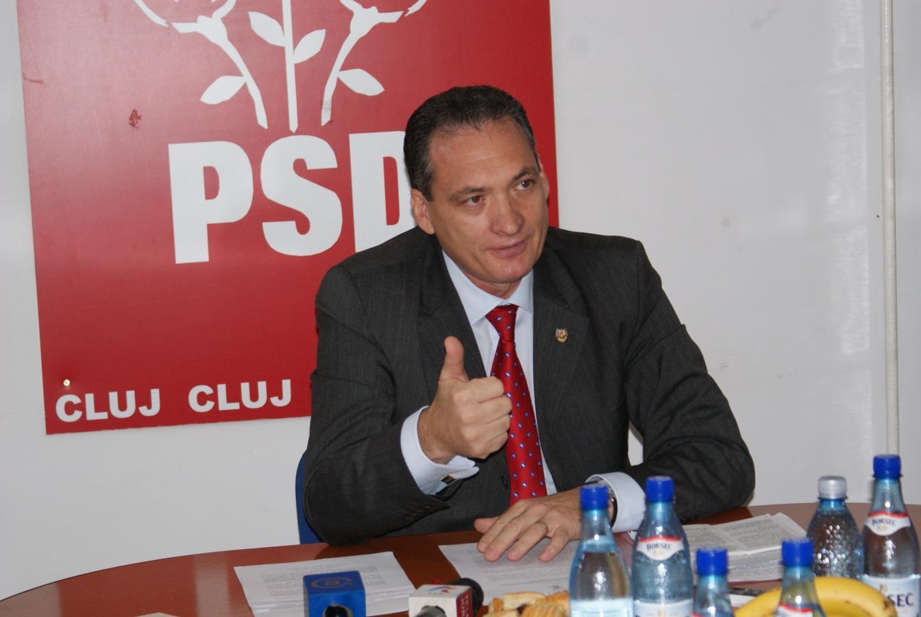 Conducere specială la PSD Cluj-Napoca pentru alegerile europarlamentare