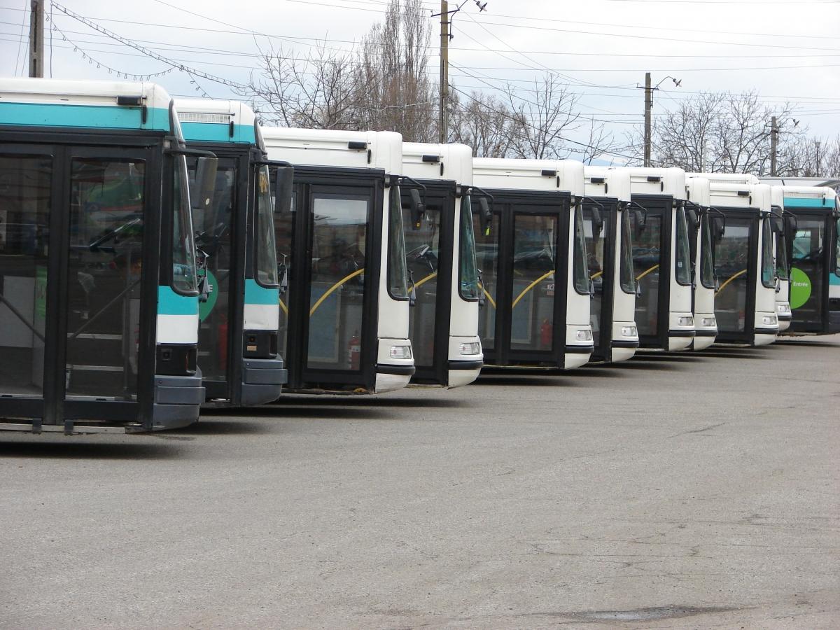 50 de autobuze noi se afla in planul de achizitii al Primariei Cluj-Napoca pentru 2014