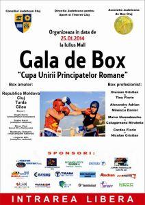 gala de box editia a 2a