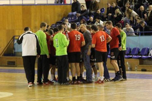 handbal baieti U Cluj