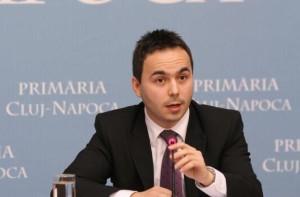 Ovidiu Cîmpean, noul președinte TDL Cluj-Napoca
