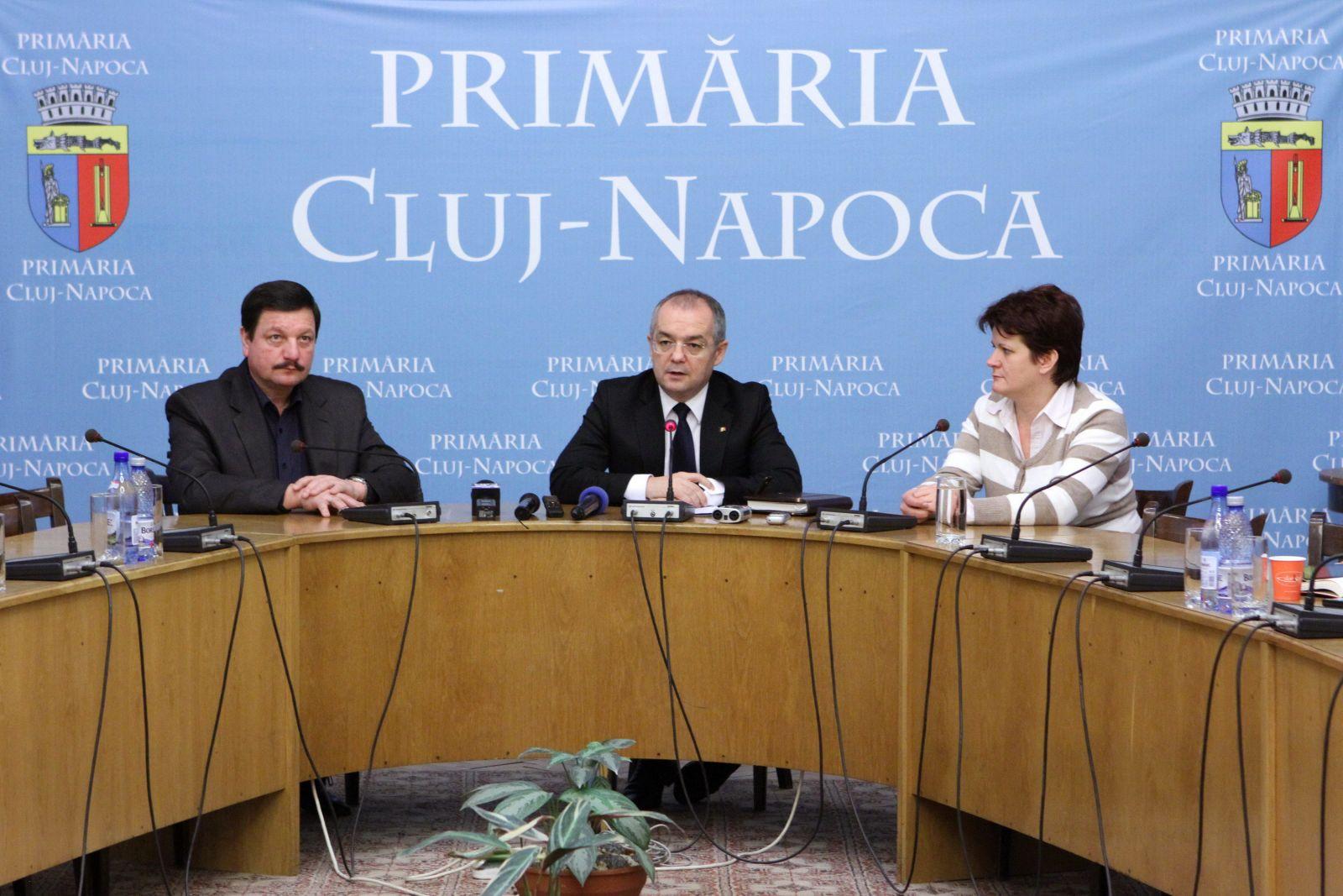 Bugetul Clujului pe 2014 a fost adoptat. USL a votat impotriva. Vezi care sunt prioritatile municipalitatii in acest an!
