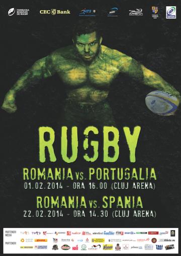rugby masculin romania cluj arena