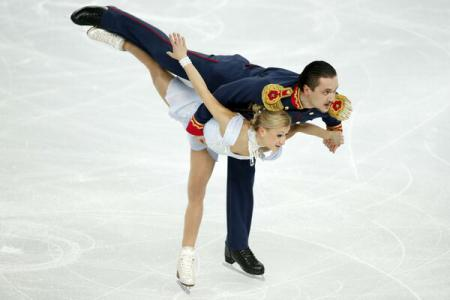 Tatiana Volosojar și Maxim Trankov