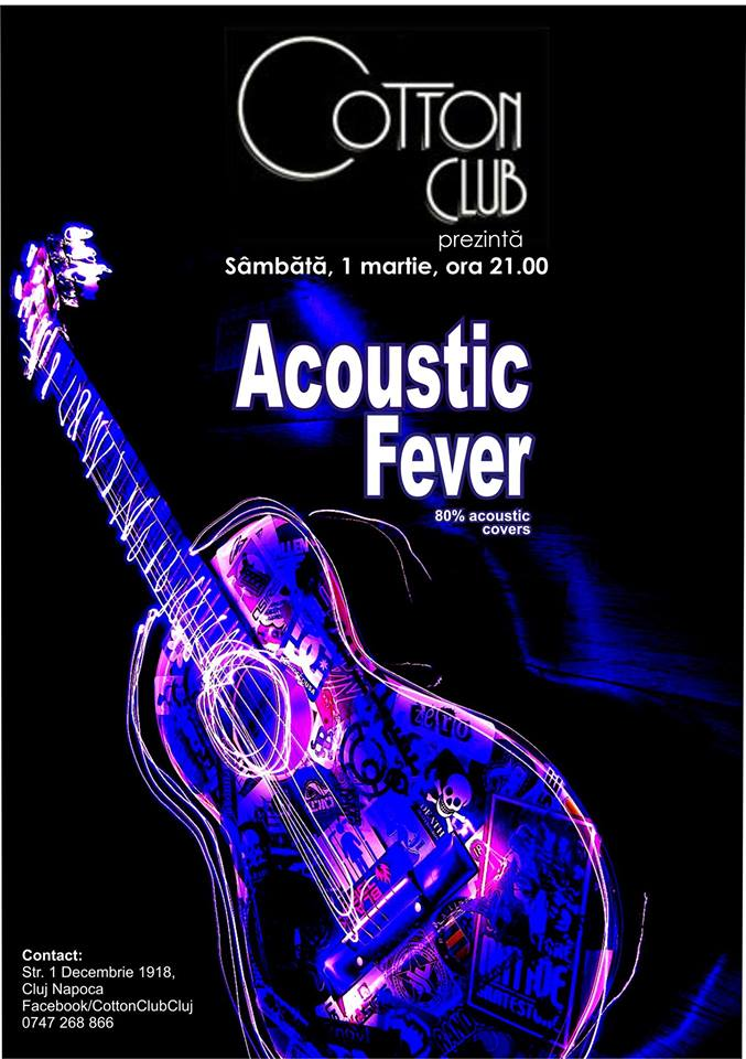 acoustic fever project