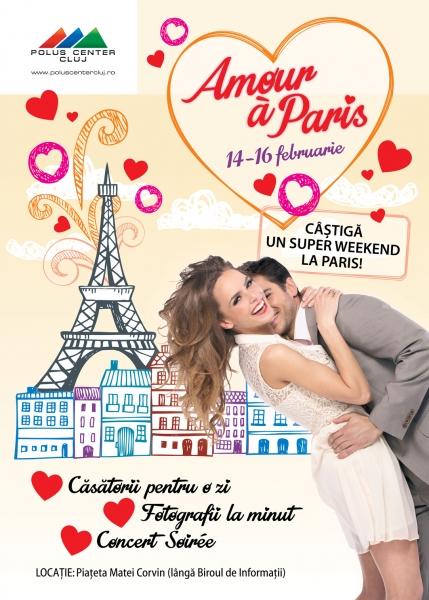 amour a paris polus center